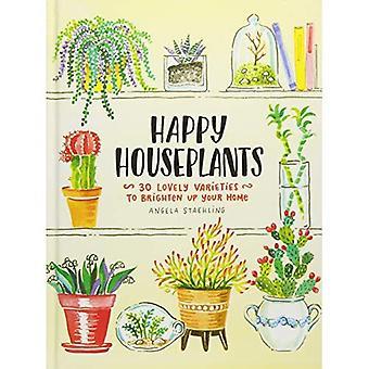 Happy Houseplants: 30 vakre varianter å lyse opp ditt hjem