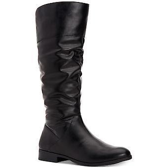Stijl & Co. Womens Kelimae ronde teen knie High Fashion laarzen
