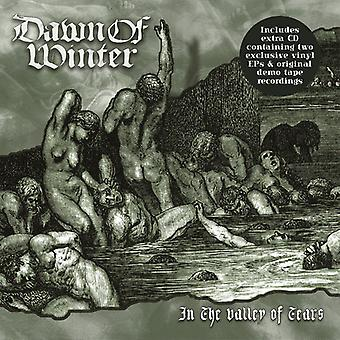 Dawn of Winter - In the Valley of Tears [CD] USA import