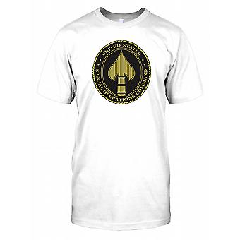 US Special Operations Command - Special Forces - Delta Seal Mens T Shirt