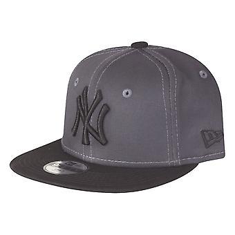 New Era 9Fifty SnapBack Kids Cap-NY Yankees grafiet