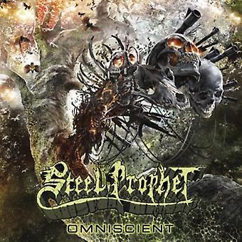 Steel Prophet - Omniscient [CD] USA import