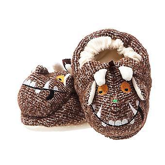 De Gruffalo Baby booties