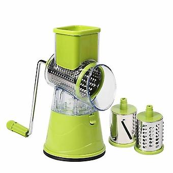 Rotary Grater avec trois tambours