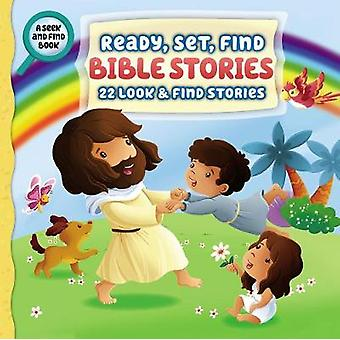Ready - Set - Find Bible Stories - 22 Look and   Find Stories by Ready