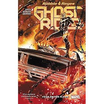 Ghost Rider - Four On The Floor by Felipe Smith - Danilo Beyruth - 978