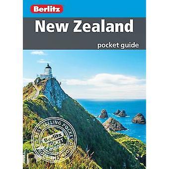 Berlitz - New Zealand Pocket Guide by Berlitz - 9781780042015 Book