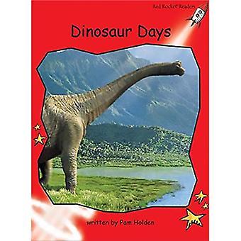 Dinosaur dagen: Niveau 1: vroeg (rode raket lezers: fictie reeks B).