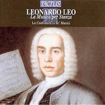 L. Leo - Leonardo Leo: La Musica Per Stanza [CD] USA import