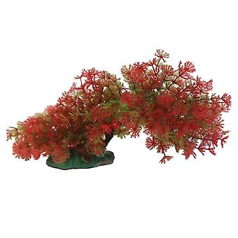 Betta Choice Red & Green Bendy Branch