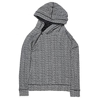 Maison Scotch Home alleen contrast hoodie