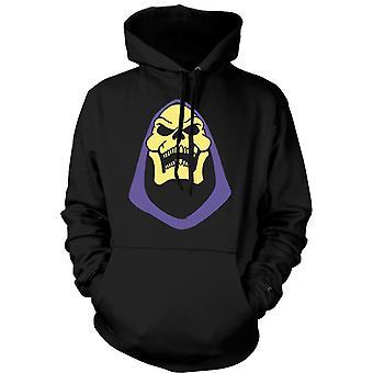 Mens Hoodie - Skeletor - He Man