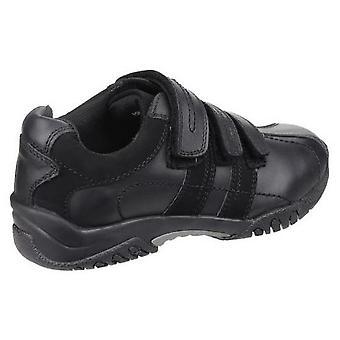 Hush Puppies pour enfants garçons Seb Back To School Shoe