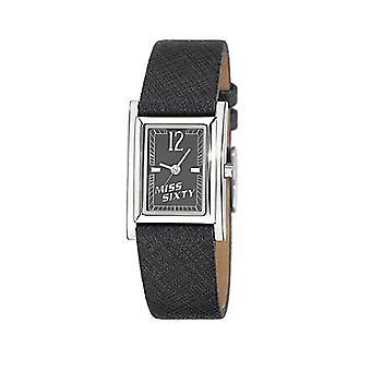 Miss 60 Bracy zwarte horloge R0751101003