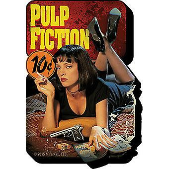 Magnet - Pulp Fiction - One Sheet Funky Chunky New Toys Licensed 95331