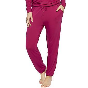 Cyberjammies 4227 vrouwen ' s Susie Cherry rode modal pyjama broek