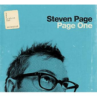 Steven Page - Page One [CD] USA import