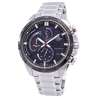 Casio byggnad eqs-600db-1A4 Eqs600db-1A4 kronograf analog män ' s klocka