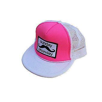 Team phun sunday phunday trucker cap
