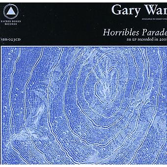 Gary War - Horribles Parade [CD] USA import