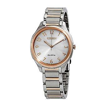 . שעון האזרח והאישה שופט EM0756-53A
