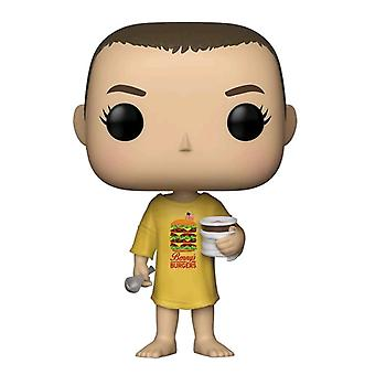 Stranger Things Eleven in Burger Shirt Pop! Vinyl