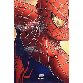 Spiderman 2 (Double Sided International Advance) (Uv Coated/High Gloss) Original Cinema Poster