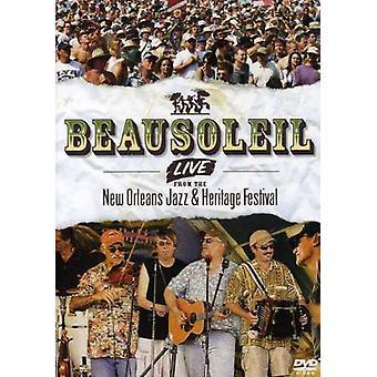 Beausoleil - Beausoleil: Live fra the New Orleans Jazz & Herit [DVD] USA import