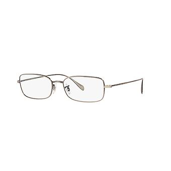 Oliver Peoples Aronson OV1253 5289 New Antique Pewter Glasses