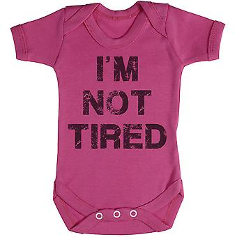 I'm Not Tired - Baby Bodysuit