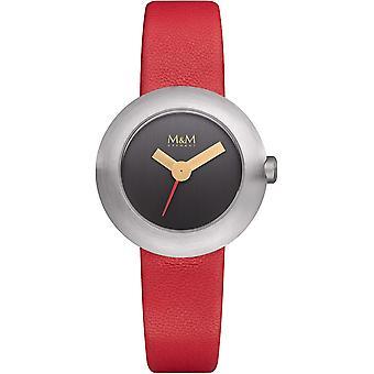 M & M Germany M11948-655 Basic-M Ladies Watch