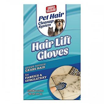Simple Solution Hair Lift Mitts