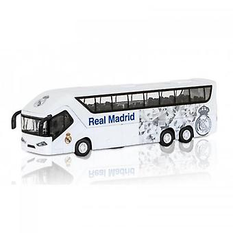 Real Madrid Team Bus