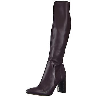 Franco Sarto Womens Kolette2 Pointed Toe Over Knee Fashion Boots