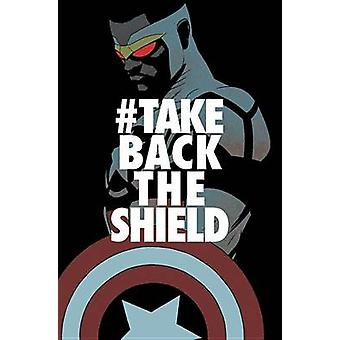Captain America Sam Wilson vol. 4 takebacktheshield door Nick Spencer