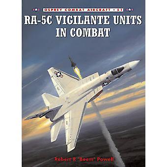 RA5C Vigilante Units in Combat-tekijä Robert Boom Powell