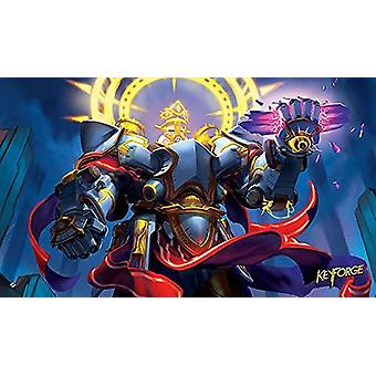 KeyForge Grim Resolve Playmat