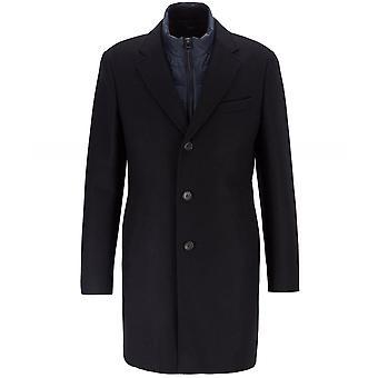 BOSS uld blend Nadim4 Frakke