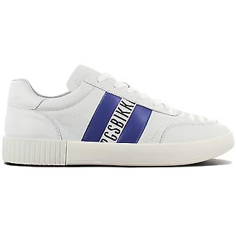 Bikkembergs Cosmos 2382 BKE109330 Men's Shoes White Sneakers Sports Shoes