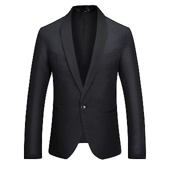 Allthemen Men 's Shawl Lapel Blazer 1 Button Solid Wedding Event Dress Jackets Allthemen Men 's Shawl Lapel Blazer 1 Button Solid Wedding Event Dress Jackets Allthemen Men 's Shawl Lapel Blazer 1 Button Solid Wedding Event Dress Jackets Allthe