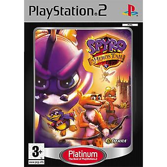 Spyro A Heros Tail (PS2) - Neu