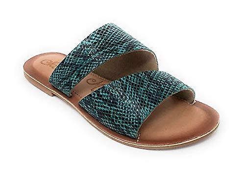 Naughty Monkey Women's Spirited Turquoise Sandals 2DYsG