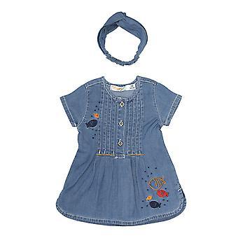 Babybol Jeans vestido Tejano