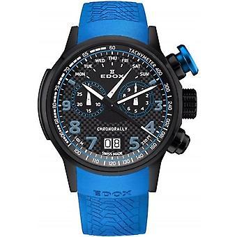 Edox 38001 TINNBU3 NIBU3 Chronorally Heren Horloge