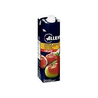 Allens Tetra Apple Juice-( 1 Lt X 1 Can )