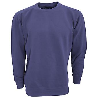 Comfort Colours Adults Unisex Crew Neck Sweatshirt