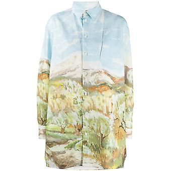 Jacquemus 201sh202012603p Women's Multicolor Cotton Shirt