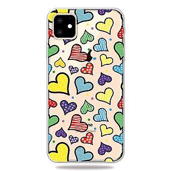 Hjerter granat til iPhone 11
