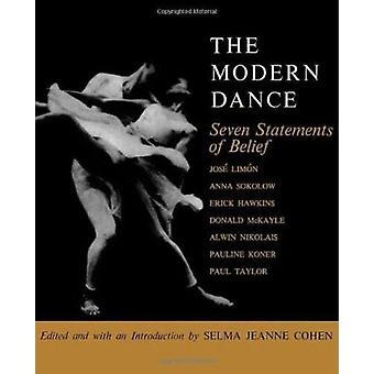 The Modern Dance by Erick Hawkins - 9780819560032 Book