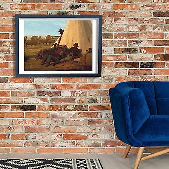Winslow Homer - The Bright Side Poster Print Giclee